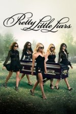 Cover Pretty Little Liars, Poster Pretty Little Liars