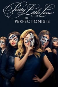 Poster, Pretty Little Liars: The Perfectionists Serien Cover