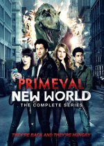 Cover Primeval: New World, Poster Primeval: New World