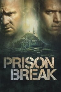 Cover Prison Break, Poster Prison Break