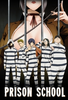 Prison School, Cover, HD, Stream, alle Folgen