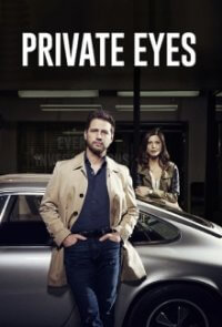 Cover Private Eyes, Poster Private Eyes