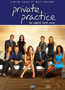 Poster, Private Practice Serien Cover