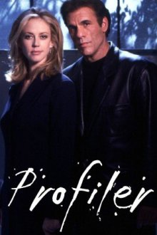 Cover der TV-Serie Profiler