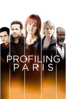 Cover der TV-Serie Profiling Paris