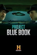 Cover Project Blue Book, Poster Project Blue Book