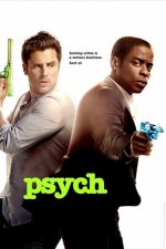Cover Psych, Poster Psych