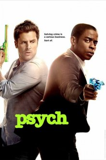 Cover der TV-Serie Psych
