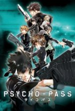 Cover Psycho-Pass, Poster Psycho-Pass