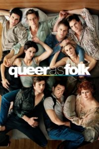 Poster, Queer As Folk Serien Cover