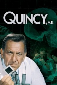 Poster, Quincy Serien Cover