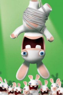Cover Rabbids Invasion, Rabbids Invasion