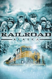 Cover Railroad Alaska, Railroad Alaska