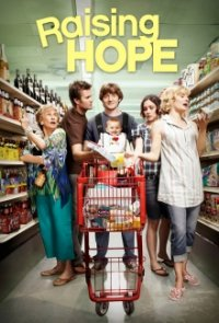 Raising Hope Cover, Poster, Raising Hope DVD
