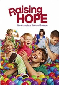 Poster, Raising Hope Serien Cover