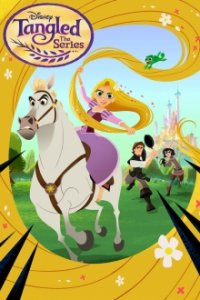 Cover Rapunzel - Die Serie, TV-Serie, Poster