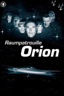 Cover Raumpatrouille Orion, TV-Serie, Poster
