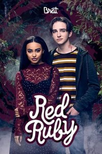 Poster, Red Ruby Serien Cover