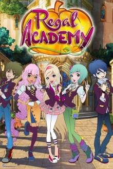 Regal Academy, Cover, HD, Serien Stream, ganze Folge