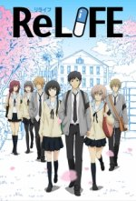 Cover Relife, Poster Relife
