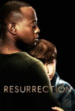 Cover Resurrection, Poster Resurrection