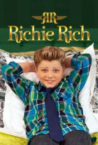 Poster, Richie Rich (2015) Serien Cover