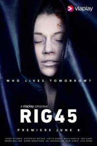 Poster, Rig 45 Serien Cover