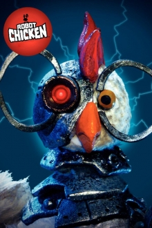 Robot Chicken, Cover, HD, Stream, alle Folgen