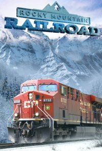 Poster, Rocky Mountain Railroad Serien Cover