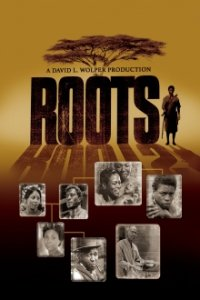 Roots (1977) Cover, Poster, Roots (1977) DVD