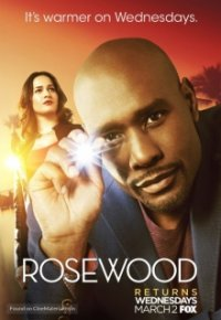 Rosewood Cover, Poster, Rosewood DVD