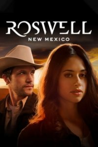 Poster, Roswell, New Mexico Serien Cover