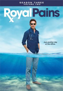 Poster, Royal Pains Serien Cover