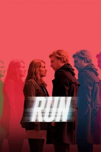 Poster, Run Serien Cover