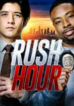 Cover Rush Hour, Poster Rush Hour