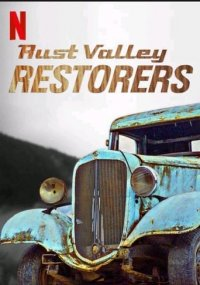 Poster, Rust Valley Restorers Serien Cover