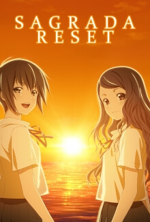 Sagrada Reset, Cover, HD, Stream, alle Folgen