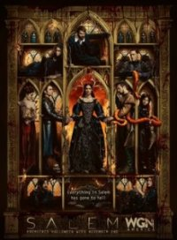 Cover Salem, TV-Serie, Poster