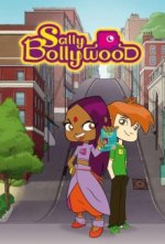 Cover Sally Bollywood, Poster Sally Bollywood