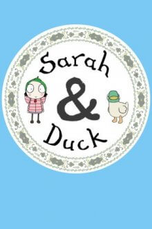 Cover der TV-Serie Sarah & Duck