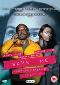 Cover Save Me, TV-Serie, Poster