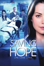 Cover Saving Hope, Poster Saving Hope