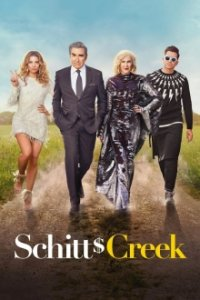 Poster, Schitt's Creek Serien Cover