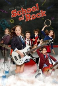 Poster, School of Rock Serien Cover