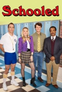 Poster, Schooled Serien Cover