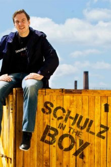 Cover der TV-Serie Schulz in the Box
