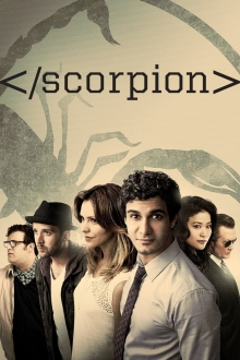 Cover von Scorpion (Serie)