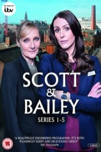 Cover Scott & Bailey, Poster Scott & Bailey