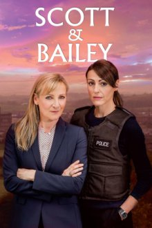 Scott & Bailey Cover, Poster, Scott & Bailey