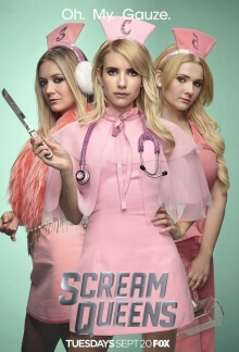 Scream Queens, Cover, HD, Serien Stream, ganze Folge
